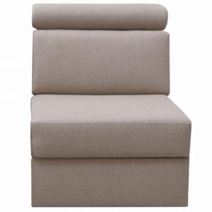 Produkt 1-sed 1 BB na objednávku k luxusnej sedacej súprave, béžová, MARIETA
