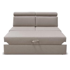 Produkt Dvojsed 2 BB ZF na objednávku k luxusnej sedacej súprave, béžová, MARIETA