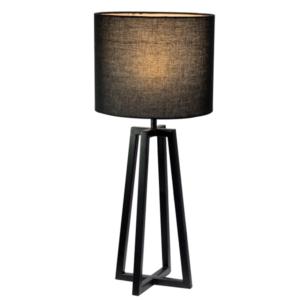 Produkt Stolná lampa, čierna, QENNY 15 LT8074