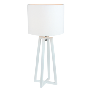 Produkt Stolná lampa, biela, QENNY 14 LT8074