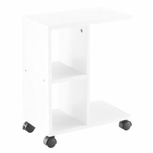 Produkt Príručný stolík, biela, ABBAS NEW