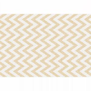 Produkt Koberec, béžovo-biela vzor, 57×90, ADISA TYP 2