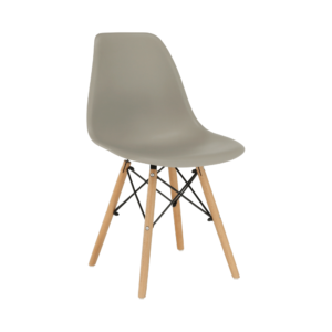 Produkt Stolička, teplá sivá/buk, CINKLA 3 NEW