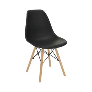 Produkt Stolička, čierna/buk, CINKLA 3 NEW
