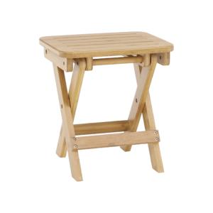 Produkt Stolička, prírodný bambus, DENICE