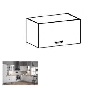 Produkt Horná skrinka G60KN, biela/sosna andersen, PROVANCE