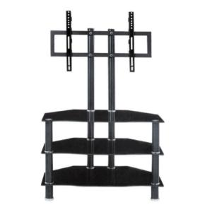 Produkt Moderný TV stolík, čierna, ROSS
