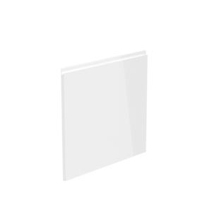 Produkt Dvierka na umývačku riadu, biela extra vysoký lesk HG, 59, 6×57, AURORA