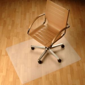 Produkt Ochranná podložka pod stoličku, transparentná, 140×100 cm, 0, 8 mm, ELLIE NEW TYP 4
