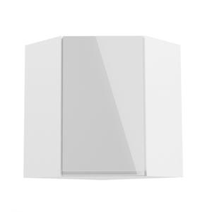 Produkt Horná skrinka, biela/biely extra vysoký lesk, AURORA G60N