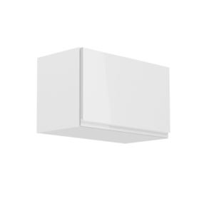 Produkt Horná skrinka, biela/biely extra vysoký lesk, AURORA G60KN
