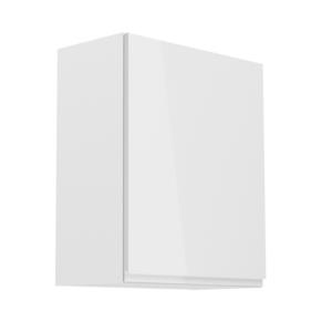 Produkt Horná skrinka, biela/biely extra vysoký lesk, pravá, AURORA G601F