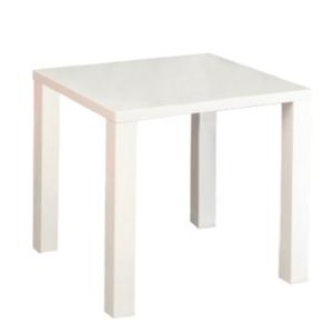 Produkt Jedálenský stôl, biela vysoký lesk HG, ASPER NEW TYP 5