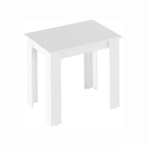 Produkt Jedálenský stôl, biela, 86×60 cm, TARINIO