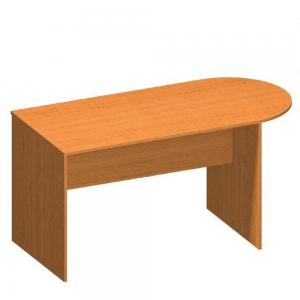 Produkt Zasadací stôl s oblúkom 150, čerešňa, TEMPO ASISTENT NEW 022