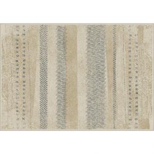 Produkt Koberec, béžová/vzor, 140×200, AVALON