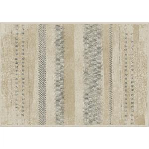 Produkt Koberec, béžová/vzor, 100×140, AVALON