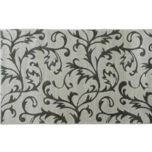Produkt Koberec, krémová/sivý vzor, 100×150, GABBY
