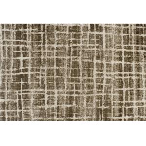 Produkt Koberec, béžová/hnedá, 57×90, STELLAN