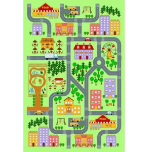 Produkt Koberec, viacfarebný, 100×150, EBEL