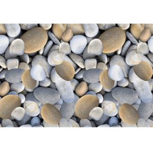 Produkt Koberec, viacfarebný, vzor kamene, 80×200, BESS