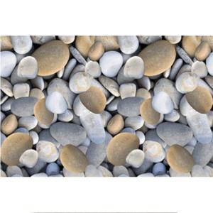 Produkt Koberec, viacfarebný, vzor kamene, 80×120, BESS