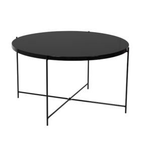 Produkt Konferenčný stolík, sklo/kov  KURTIS