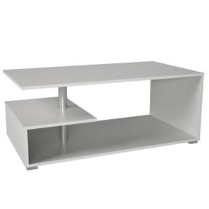 Produkt Konferenčný stolík, biela, DORISA