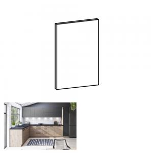 Produkt Dvierka na umývačku riadu, dub artisan, 44, 6×57, LANGEN