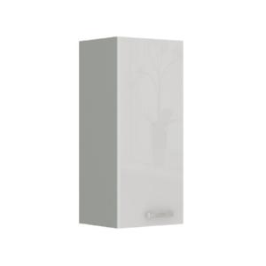 Produkt Skrinka horná, biela vysoký lesk, PRADO 30 G-72