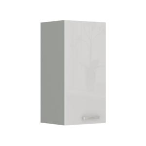 Produkt Skrinka horná, biela vysoký lesk, PRADO 40 G-72 1F