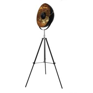 Produkt Stojacia lampa, čierna/zlatá, JADE TYP 6 8008-18A