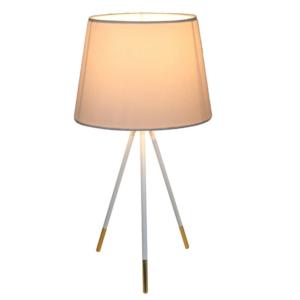 Produkt Stolná lampa, biela, JADE TYP 5 8008-44B
