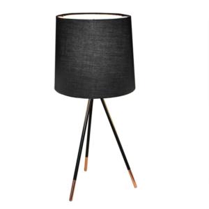 Produkt Stolná lampa, čierna, JADE TYP 4 8008-44A
