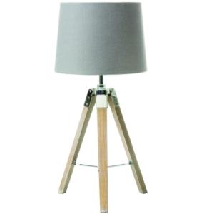 Produkt Stolná lampa, sivá, JADE TYP 2 8008-17B