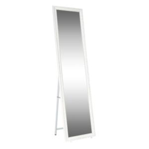 Produkt Stojanové zrkadlo, biela/bielo-zlatý ornament, LAVAL