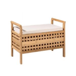 Produkt Lavica, bambus prírodná/béžová, TOLOSA