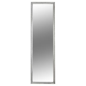 Produkt Zrkadlo, strieborný drevený rám, MALKIA TYP 3