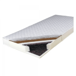 Produkt Matrac, obojstranný, pružinový, 80×195, KOKOS MEDIUM