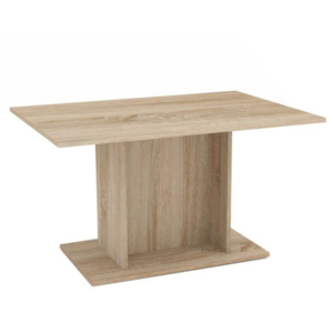 Produkt Jedálenský stôl, dub sonoma, MODERN