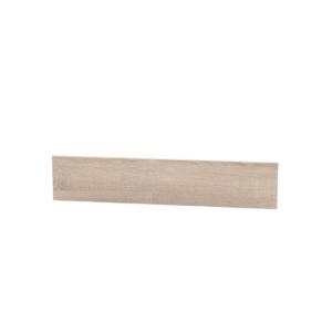Produkt Koncový bočný sokel na vysoké skrinky, dub sonoma, NOVA PLUS NOPL-062-01