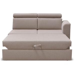 Produkt Otoman 2 1B ZF na objednávku k luxusnej sedacej súprave, béžová, pravý, MARIETA