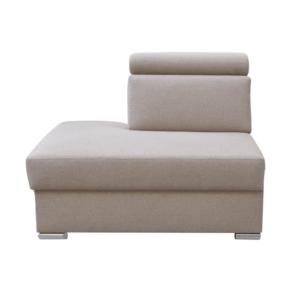 Produkt Otoman OTT MINI na objednávku k luxusnej sedacej súprave, béžová, ľavý, MARIETA