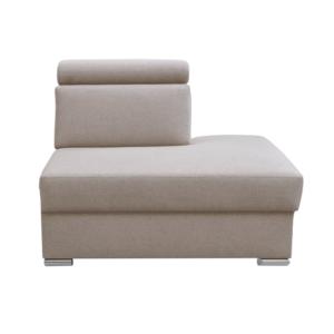 Produkt Otoman OTT MINI na objednávku k luxusnej sedacej súprave, béžová, pravý, MARIETA