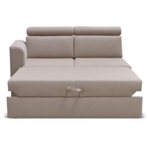 Produkt Otoman 2 1B ZF na objednávku k luxusnej sedacej súprave, béžová, ľavý, MARIETA