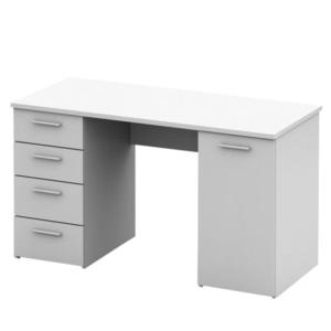 Produkt Písací stôl, biela, EUSTACH