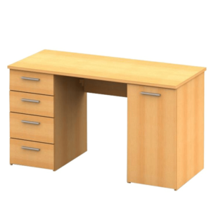 Produkt Písací stôl, buk, EUSTACH