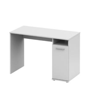 Produkt PC stôl, biela,  NOKO-SINGA 21