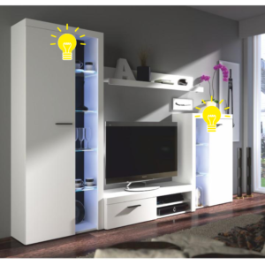 Produkt LED osvetlenie, biele podfarbenie, ROCHESTER