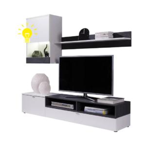 Produkt LED osvetlenie ku obývacej stene, ROSO